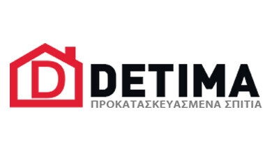 Detima Constructions Ltd Logo