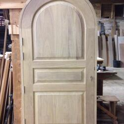 Traditional And Classic Wooden Door