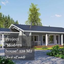 Modern Prefabricated House