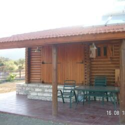 Wooden Holiday House