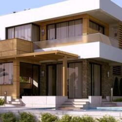Steel Frame House Model Mariel